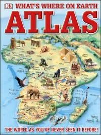 Cover What's Where on Earth? Atlas
