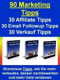 Cover 90 Marketing Tipps