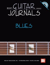 Cover Guitar Journals  - Blues