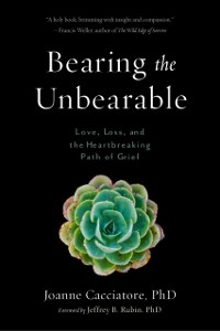 Cover Bearing the Unbearable