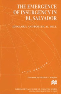 Cover Emergence of Insurgency in El Salvador