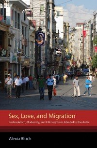 Cover Sex, Love, and Migration