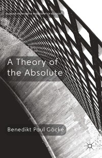 Cover A Theory of the Absolute