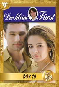 Cover Der kleine Fürst Jubiläumsbox 10 – Adelsroman