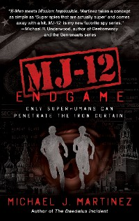 Cover MJ-12: Endgame