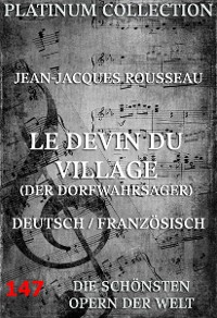 Cover Le Devin du Village (Der Dorfwahrsager)