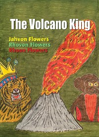 Cover The Volcano King