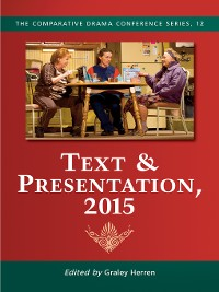 Cover Text & Presentation, 2015