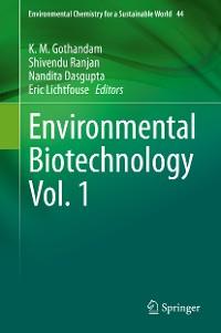 Cover Environmental Biotechnology Vol. 1