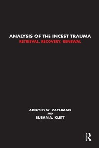 Cover Analysis of the Incest Trauma