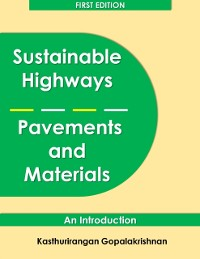 Cover Sustainable Highways, Pavements and Materials