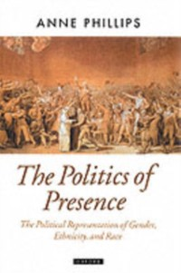 Cover Politics of Presence