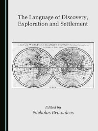 Cover The Language of Discovery, Exploration and Settlement