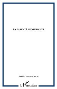 Cover La parente aujourd'hui