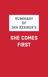 Cover Summary of Ian Kerner's She Comes First