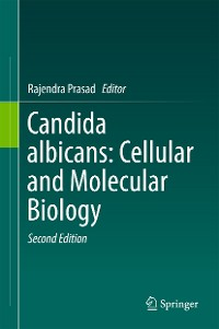 Cover Candida albicans: Cellular and Molecular Biology