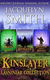 Cover Kinslayer Lasniniar Collection