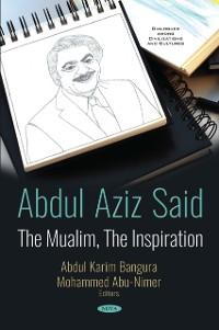 Cover Abdul Aziz Said