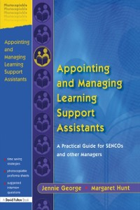 Cover Appointing and Managing Learning Support Assistants