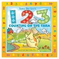 Cover Romy the Cow's 123 Counting on the Farm