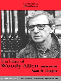 Cover The Films of Woody Allen