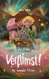 Cover Isi & Wu: Verflimst!