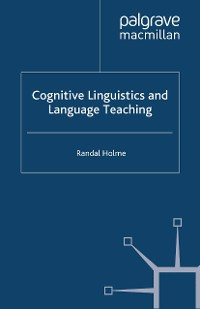 Cover Cognitive Linguistics and Language Teaching