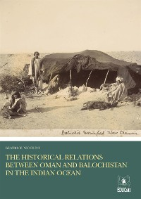 Cover The historical relations between Oman and Balochistan