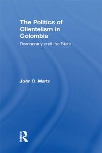 Cover Politics of Clientelism