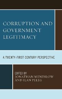 Cover Corruption and Governmental Legitimacy