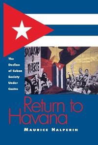 Cover Return to Havana
