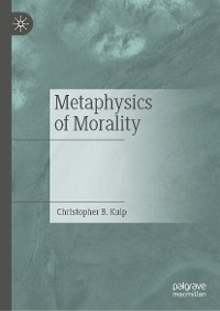 Cover Metaphysics of Morality
