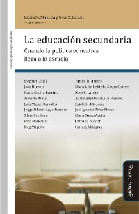 Cover La educación secundaria
