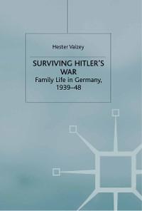 Cover Surviving Hitler's War