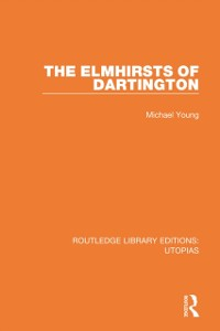 Cover Elmhirsts of Dartington