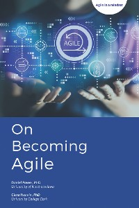 Cover On Becoming Agile