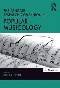 Cover Ashgate Research Companion to Popular Musicology