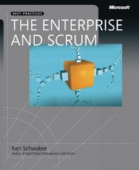 Cover Enterprise and Scrum, The