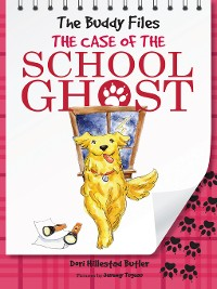Cover The the Case of the School Ghost
