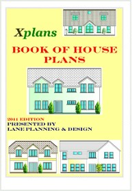 Cover Xplans - Book of House Plans