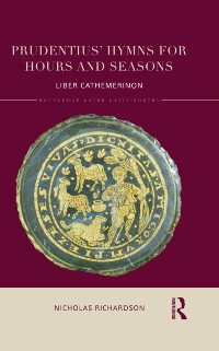 Cover Prudentius' Hymns for Hours and Seasons