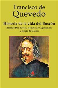 Cover Historia de la vida del Buscón
