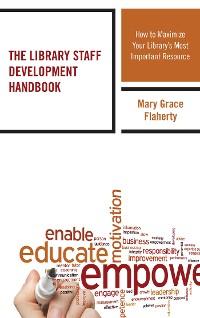 Cover The Library Staff Development Handbook