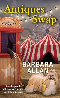 Cover Antiques Swap