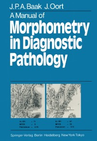 Cover Manual of Morphometry in Diagnostic Pathology