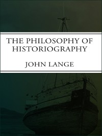 Cover Philosophy of Historiography