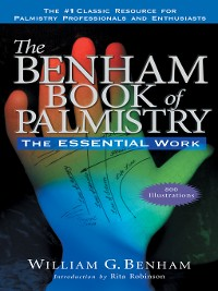 Cover The Benham Book of Palmistry, Revised