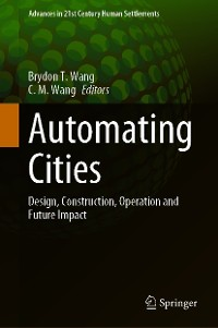 Cover Automating Cities