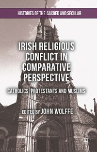 Cover Irish Religious Conflict in Comparative Perspective