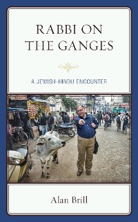 Cover Rabbi on the Ganges